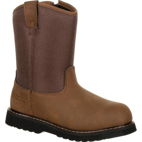 Rocky Kids' Lil Ropers Outdoor Boot, RKS0359C