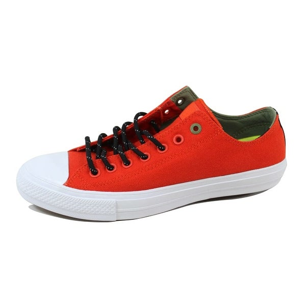 Converse Men's Chuck Taylor All Star II 2 OX Signal Red153539C