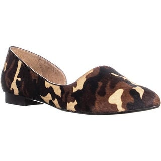 Nina Originals Quip-H Slip On Flats, Camo - 10 us