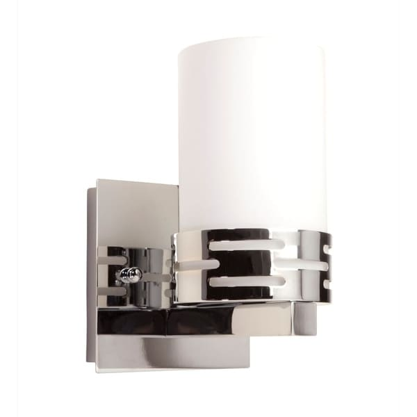 Artcraft Lighting AC6011 Seattle 1 Light Bathroom Sconce