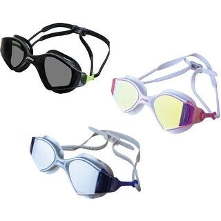FINIS Voltage High Visibility Swim Fitness Goggles