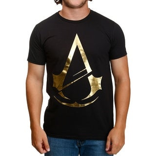 Assassins Creed Gold Foil T-Shirt