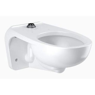 Sloan ST-2459 Wall Mounted Urinal with Top Spud - Less Flushometer