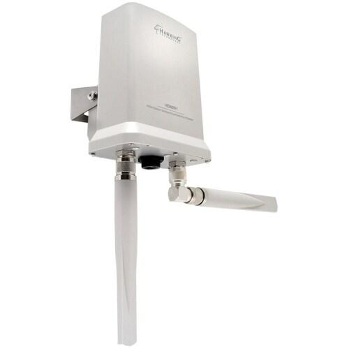 """Hawking Technology HOW2R1 Hawking HOW2R1 Wireless Dual Radio Smart Repeater - 3 x Antenna(s) - 1 x Network (RJ-45) - PoE Ports"