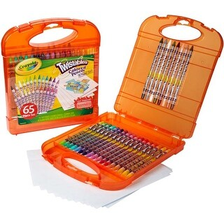- Crayola Twistables Colored Pencil Kit
