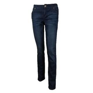 INC Women's Skinny Leg Regular Fit Pants