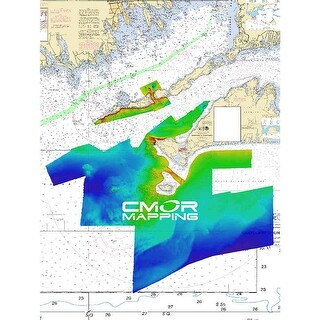 CMOR Mapping Long, Block Island Sound and Martha Vineyard f/Simrad, Lowrance, Band G and Mercury CMOR Mapping Long, Block Island