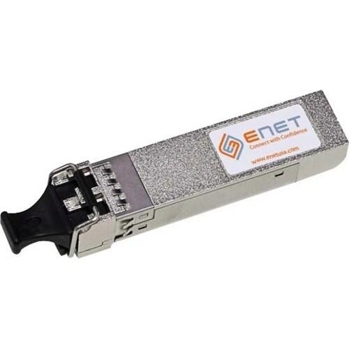 """ENET SFPP-10GE-ER-ENC Juniper Compatible SFPP-10GE-ER 10GBASE-ER SFP+ 1550nm 40km DOM Duplex LC MMF 100% Tested Lifetime"
