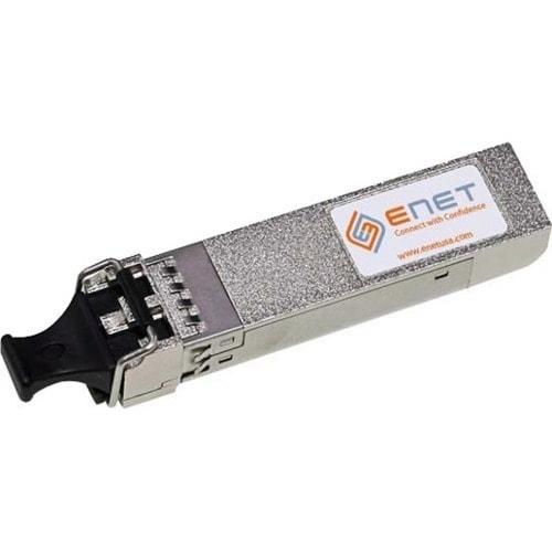 """ENET SFPP-10GE-LR-ENC Juniper Compatible SFPP-10GE-LR 10GBASE-SR SFP+ 1310nm 10km DOM Duplex LC SMF 100% Tested Lifetime"