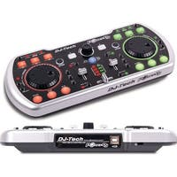Compact Portable USB DJ software Controller