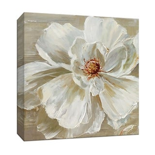 """PTM Images 9-147614  PTM Canvas Collection 12"""" x 12"""" - """"Bloomin' Beauty I"""" Giclee Flowers Art Print on Canvas"""