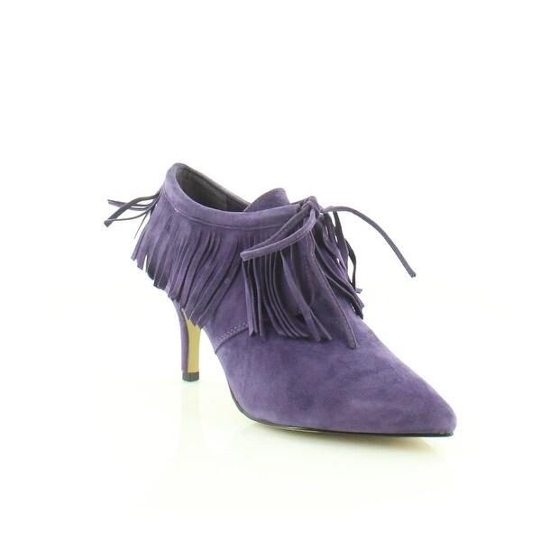 Bella Vita Diem Women's Boots Eggplant - 7
