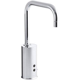 Kohler K-13472 Gooseneck Touchless? Deck-Mount Faucet with Temperature Mixer