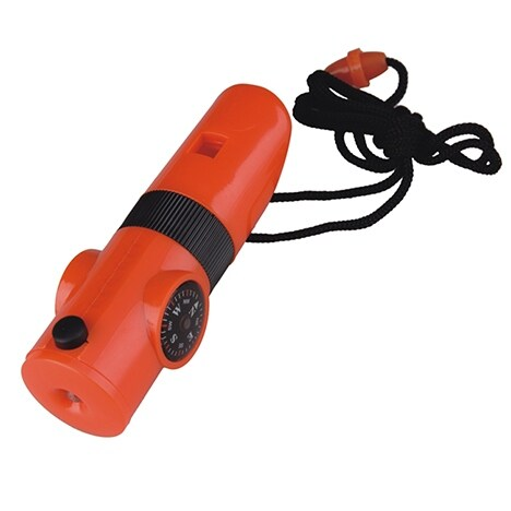 AceCamp 7-Function Whistle