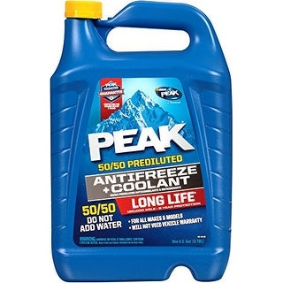 PEAK PRAB53 Long Life 50/50 Antifreeze - 1 Gallon