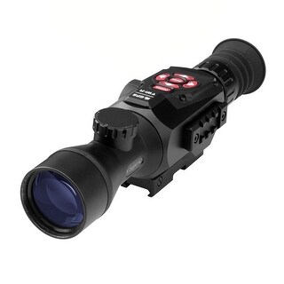 Atn X-Sight Ii 3-14 Smart Riflescope W/1080P Video, Wifi, Gps, Image Stabilization, Range Finder, Shooting Solution And