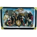 "Alpine GXT846 Nativity Bible, Multicolored, 10"" - Thumbnail 0"