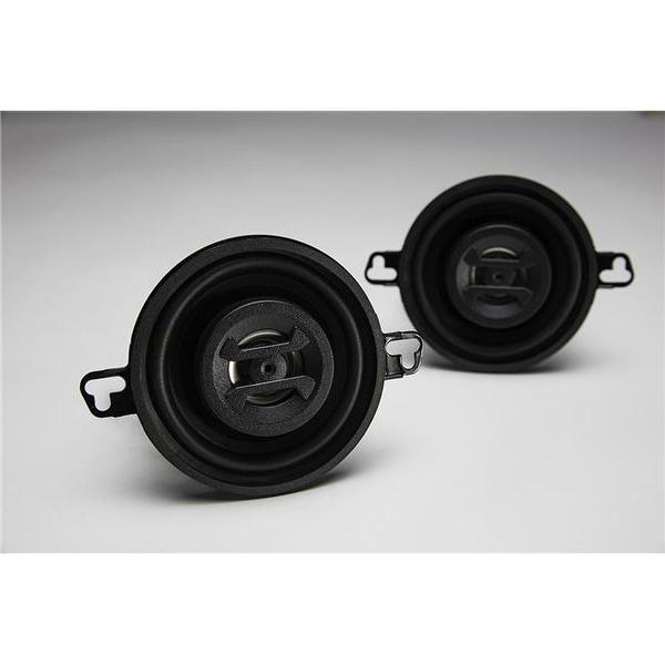 Hifonics ZS35CX 3 5 in  2 Way Zeus Series Coaxial Speakers Black