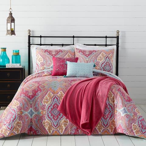 Jessica Simpson Candes 6 Piece Comforter Set