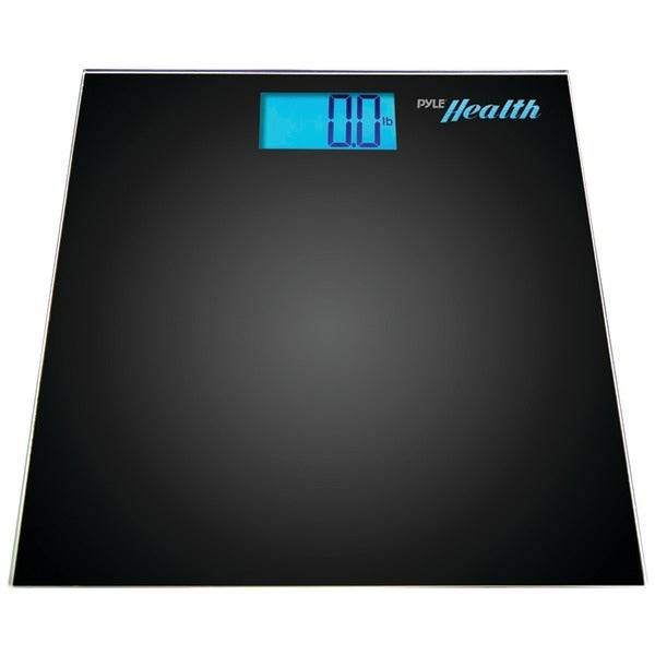 PYLE PRO PHLSCBT2BK Bluetooth(R) Digital Weight Scale (Black)