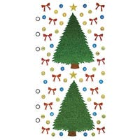Sticko Stickers-Christmas Trees