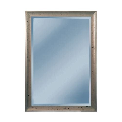 "Mirror Masters MW5200D Maddux 29"" Rectangular Mirror with Decorative Frame"