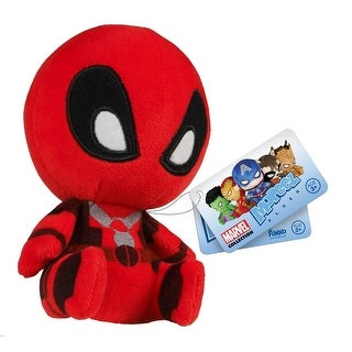 "Marvel Mopeez Funko 5"" Plush Deadpool"