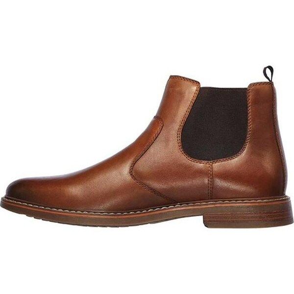 SKECHERS Bregman Morago Ankle Boots Shoes