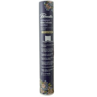 """Brother SA541 Light Weight Water Soluble Stabilizer 15"""" x 6 Yard"""