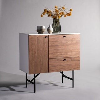 Link to Safavieh Couture Marabel Modern Wood Storage Chest Similar Items in Bedroom Furniture