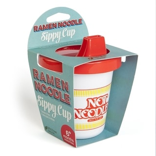 Child's Sippy Cup Ramen Noodles
