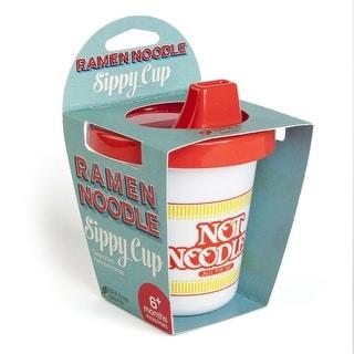 Child's Sippy Cup Ramen Noodles