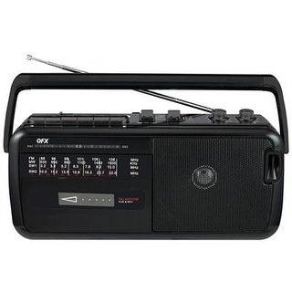 Qfx - J-19 - Am Fm Band Radio Recorder
