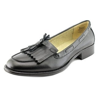 Wanted Shoes Womens CHARLIE Almond Toe Loafers