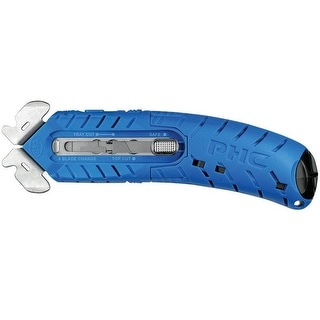 Pacific Handy Cutter S8 Ambidextrous Safety Box Cutter
