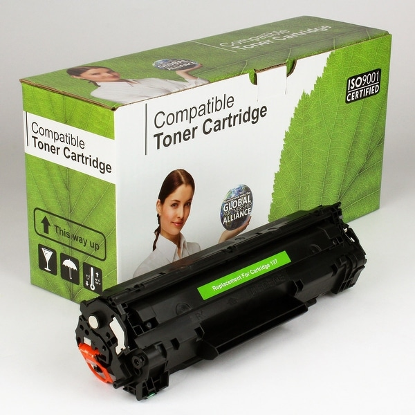 Value Brand replacement for Canon 137 Toner (2,400 Yield)