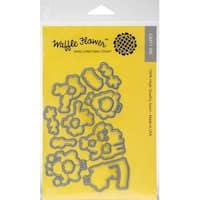 Rock On - Waffle Flower Die
