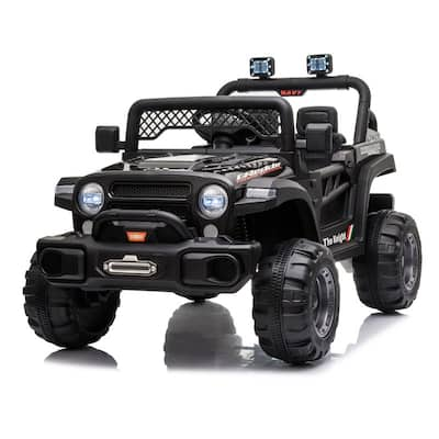 12V Electric Ride On Car Truck with Remote Control