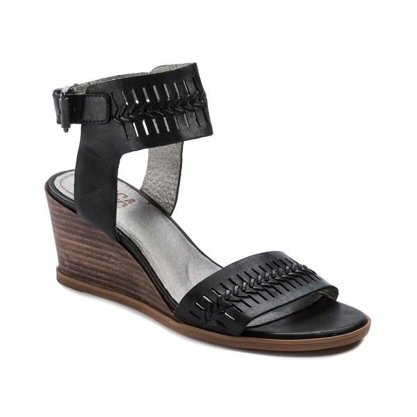 Lucca Lane Joanie Women's Sandals & Flip Flops Black