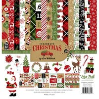 "Echo Park Collection Kit 12""X12""-Celebrate Christmas"