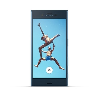 Sony XPERIA XZ Unlocked GSM Cellular in Forest Blue - F8331
