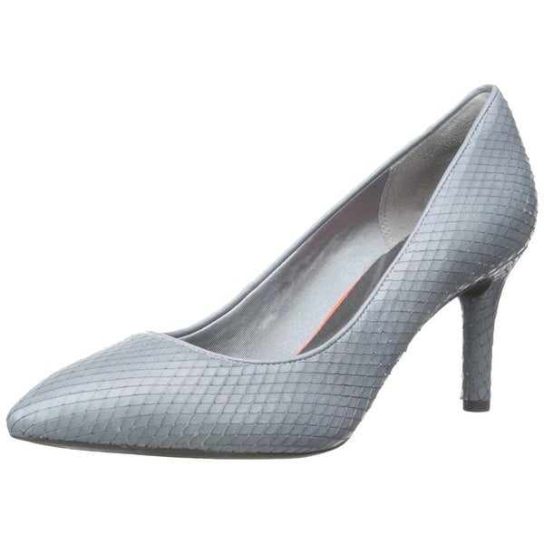 Rockport Womens Total Motion Pointed Toe Classic Pumps