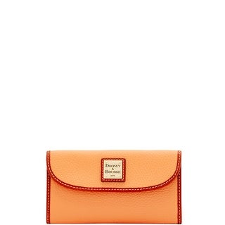 Dooney & Bourke Pebble Grain Continental Clutch (Introduced by Dooney & Bourke at $128 in Apr 2018)
