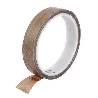 Unique Bargains 19mm 1.9cm x 10m 33Ft Fiberglass High Temperature Tape Heat Resistant