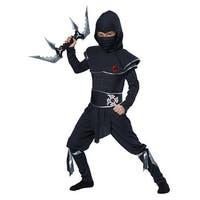 Boys Ninja Warrior Halloween Costume