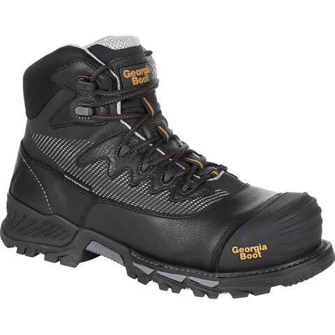 Georgia Boot Rumbler Composite Toe Waterproof Hiker, #GB00311