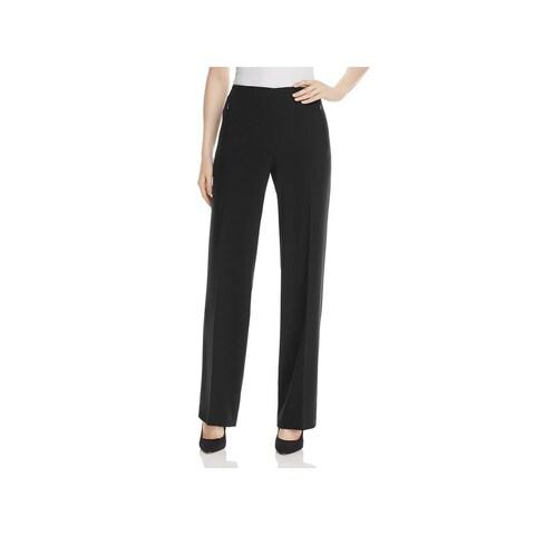 Elie Tahari Womens Odette Dress Pants Classic Rise Comfort Waist