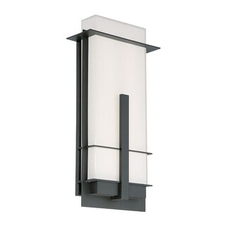 Modern Forms WS-W22520 Kyoto 1 Light LED ADA Compliant Indoor / Outdoor Wall Sconce - 10 Inches Wide