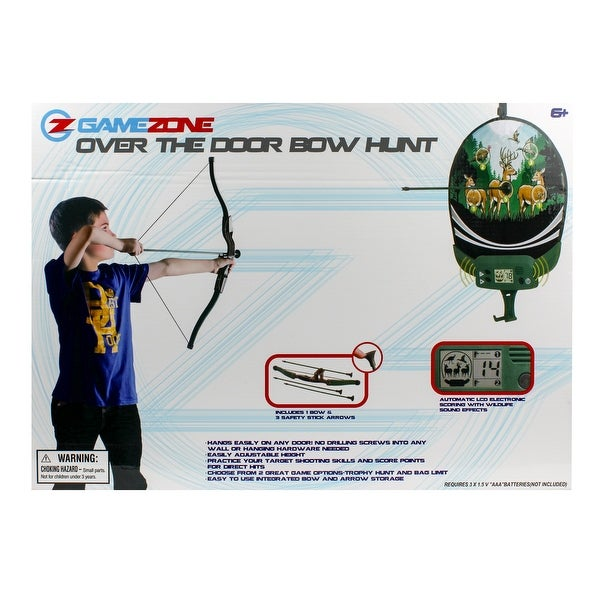 Bow Hunt Game. Opens flyout.