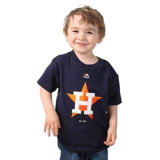 Houston Astros Primary Logo Kids Shirt